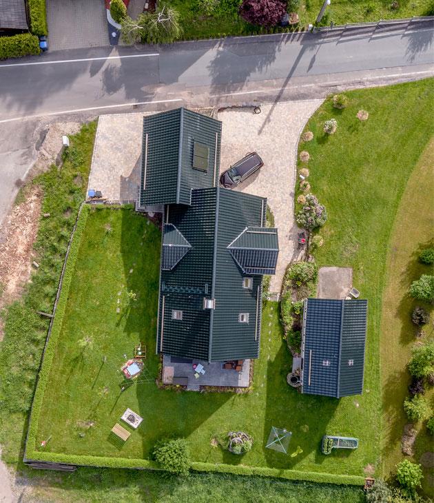 Luftbildfotografie für Unternehmen